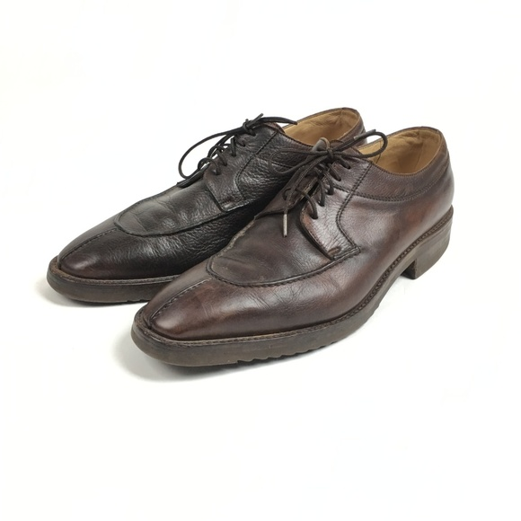 Gravati Mens Handmade Italian Oxford Dress Shoes
